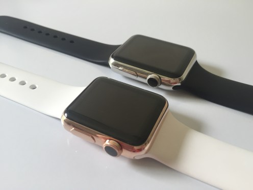 WatchPlate Apple Watch rose gold gallery 9