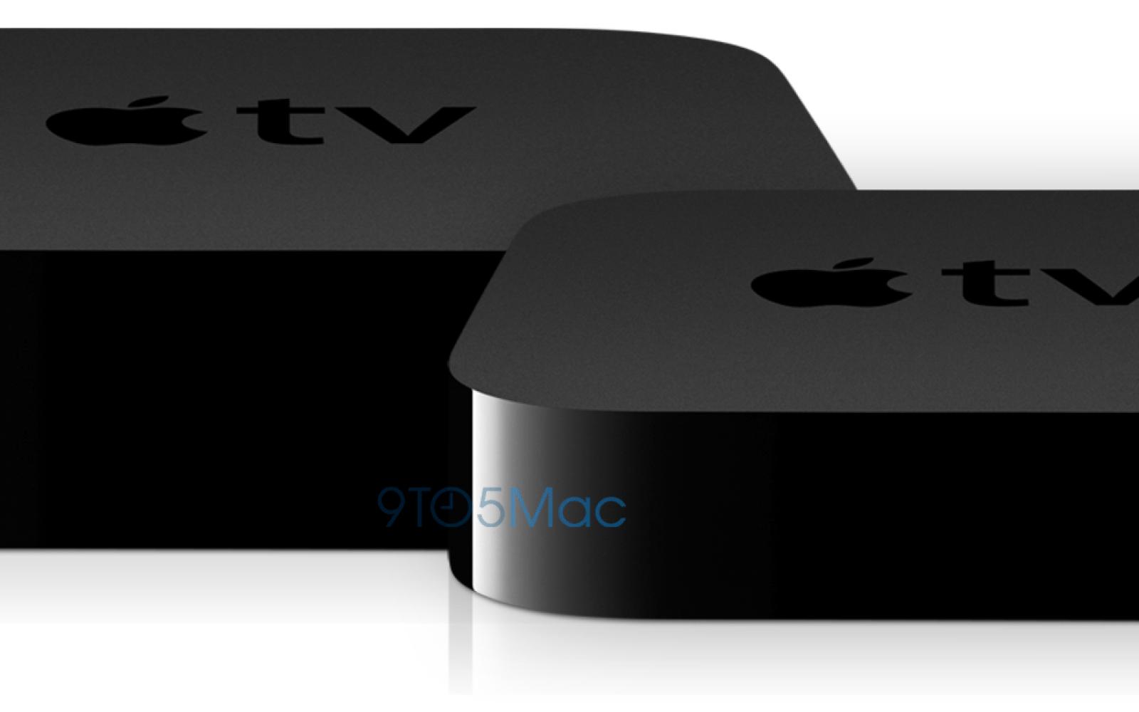 Apple TV 4 hardware revealed: A8 chip, black remote, 8/16GB