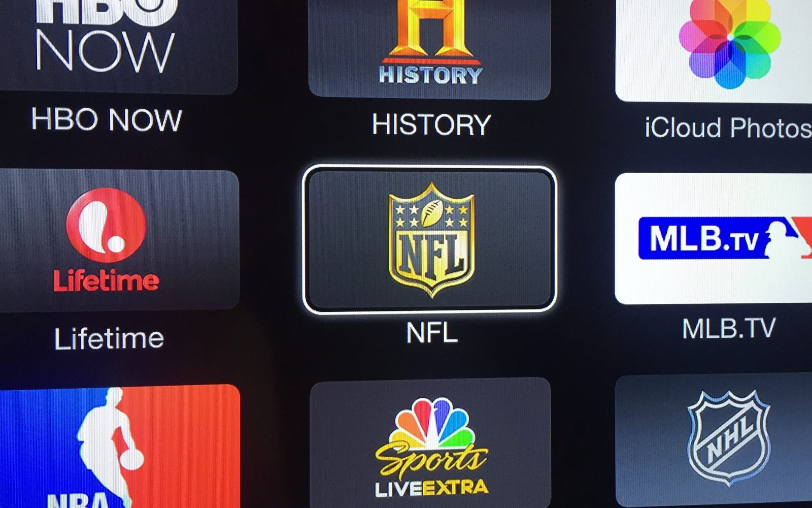 3f9e95a8f19 Apple TV catches Game Pass service featuring live preseason football games  on updated NFL app