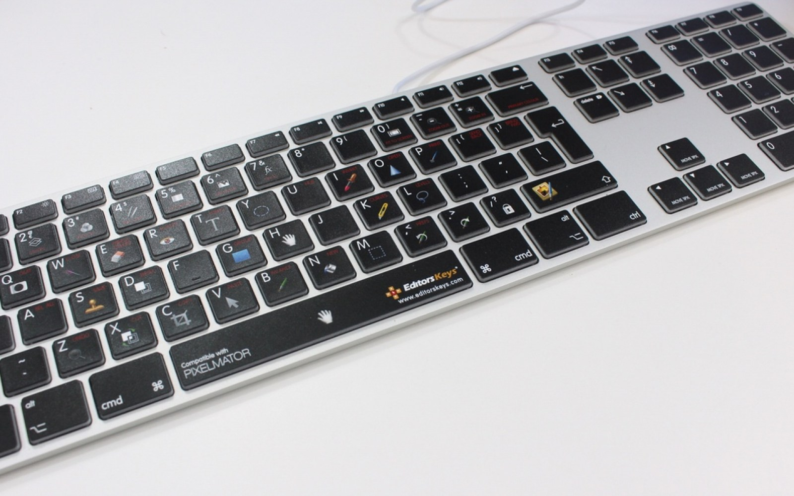 Pixelmator keyboard by Editors Keys review: A no-brainer for Pixelmator users