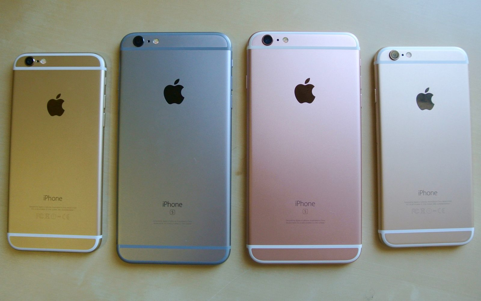 iPhone 6s Plus  hands-on   first impressions with Space Gray + Rose Gold   Gallery  746cf11d38247