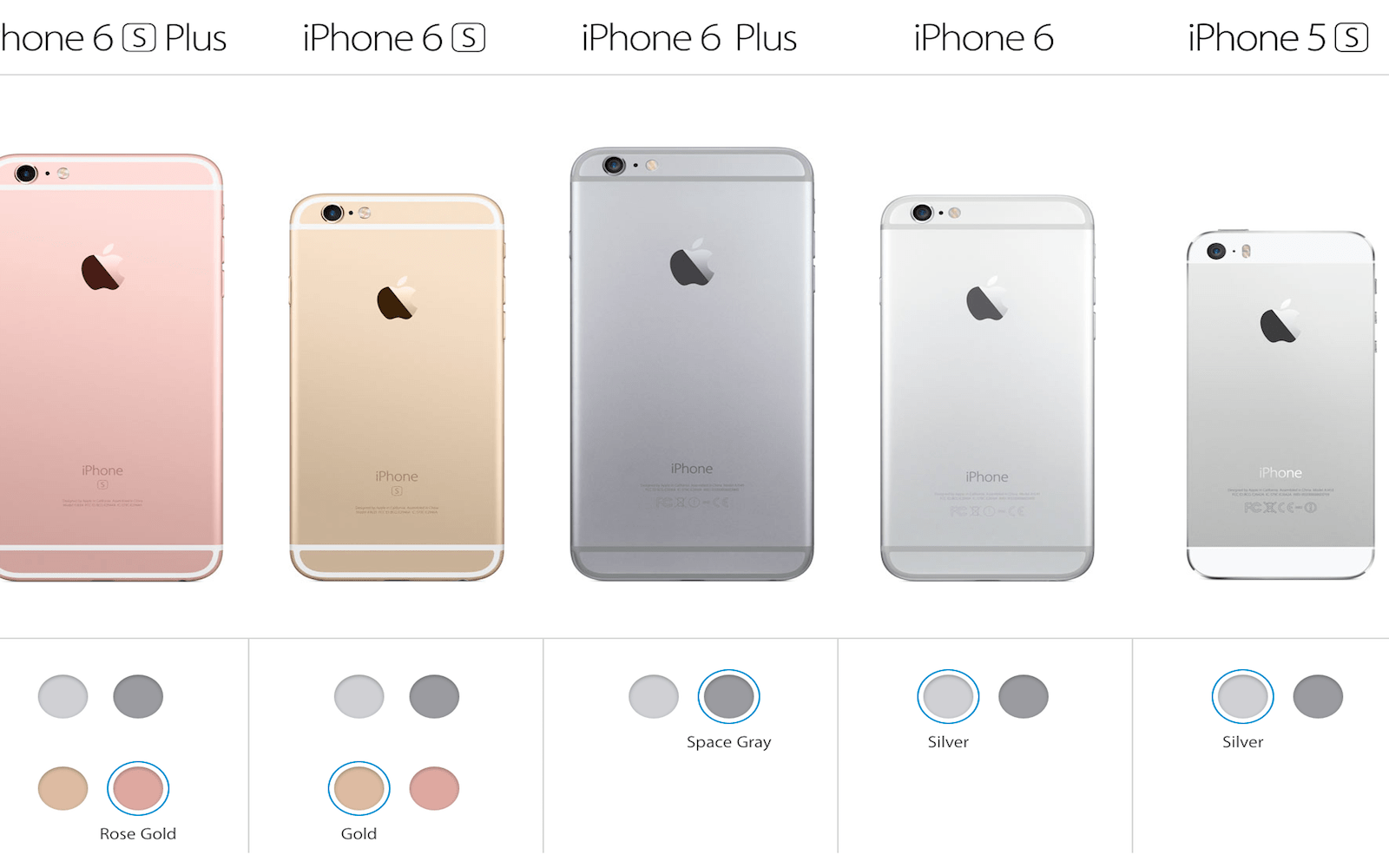 With Iphone 6s Launch Apple No Longer Offers Gold Color Option For Ipod Touch 6 16gb Plus 5s