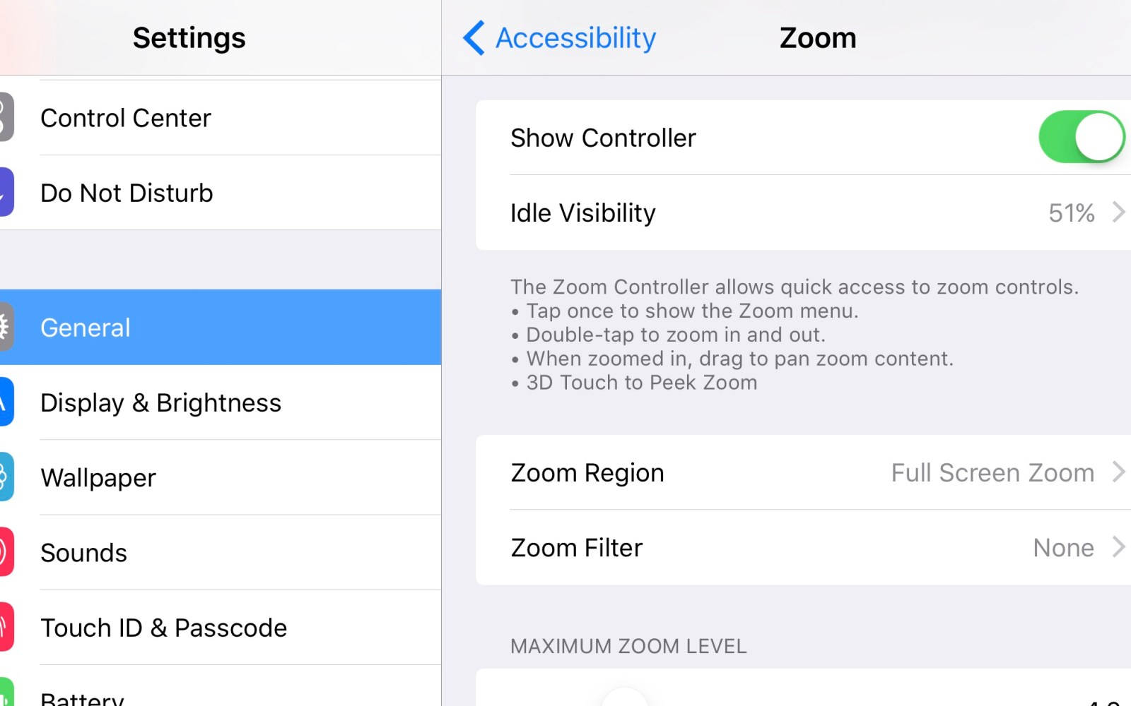 iPhone 6s has a hidden 3D Touch feature: zoom
