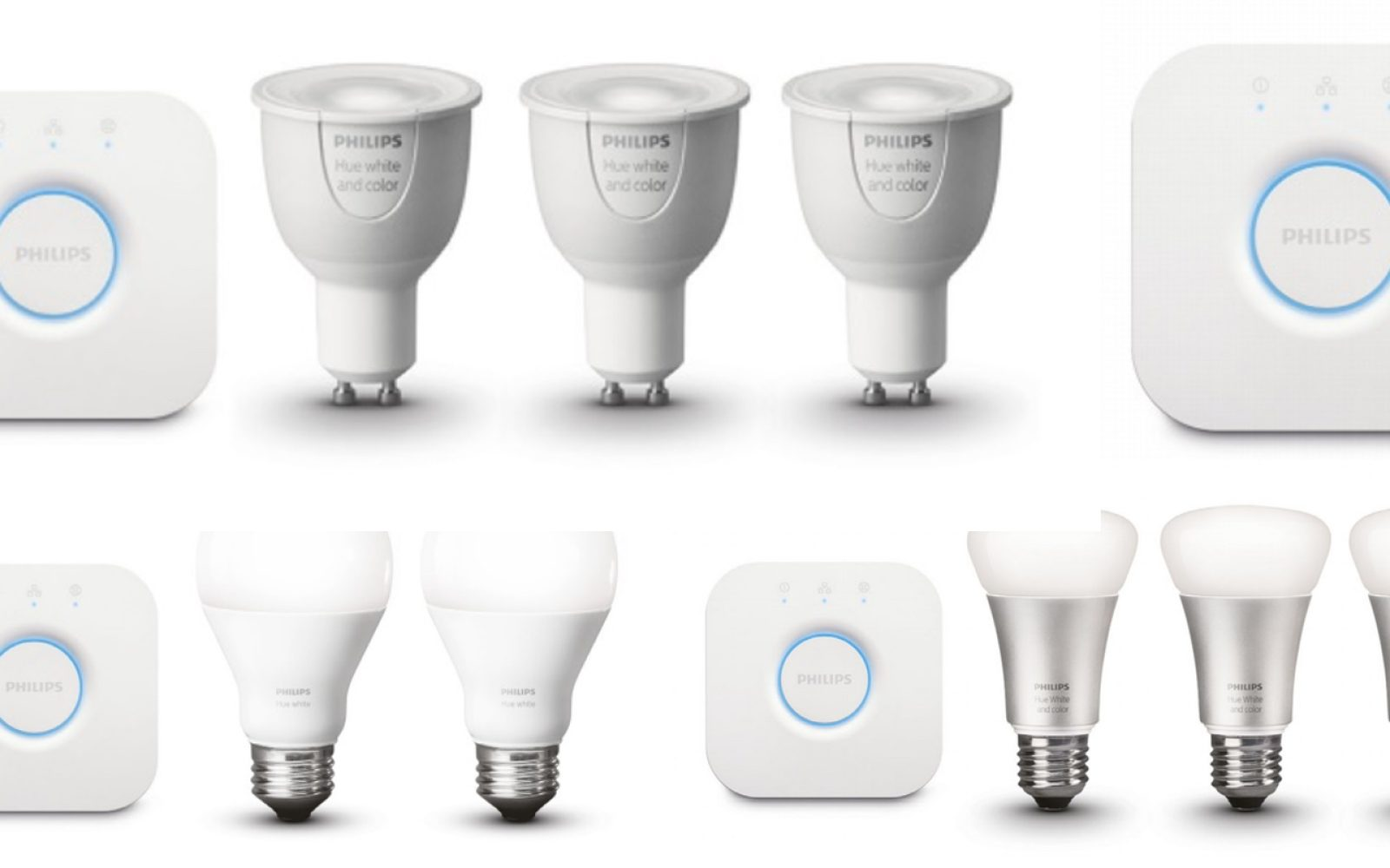 New HomeKit-enabled Philips Hue lights and bridge box already