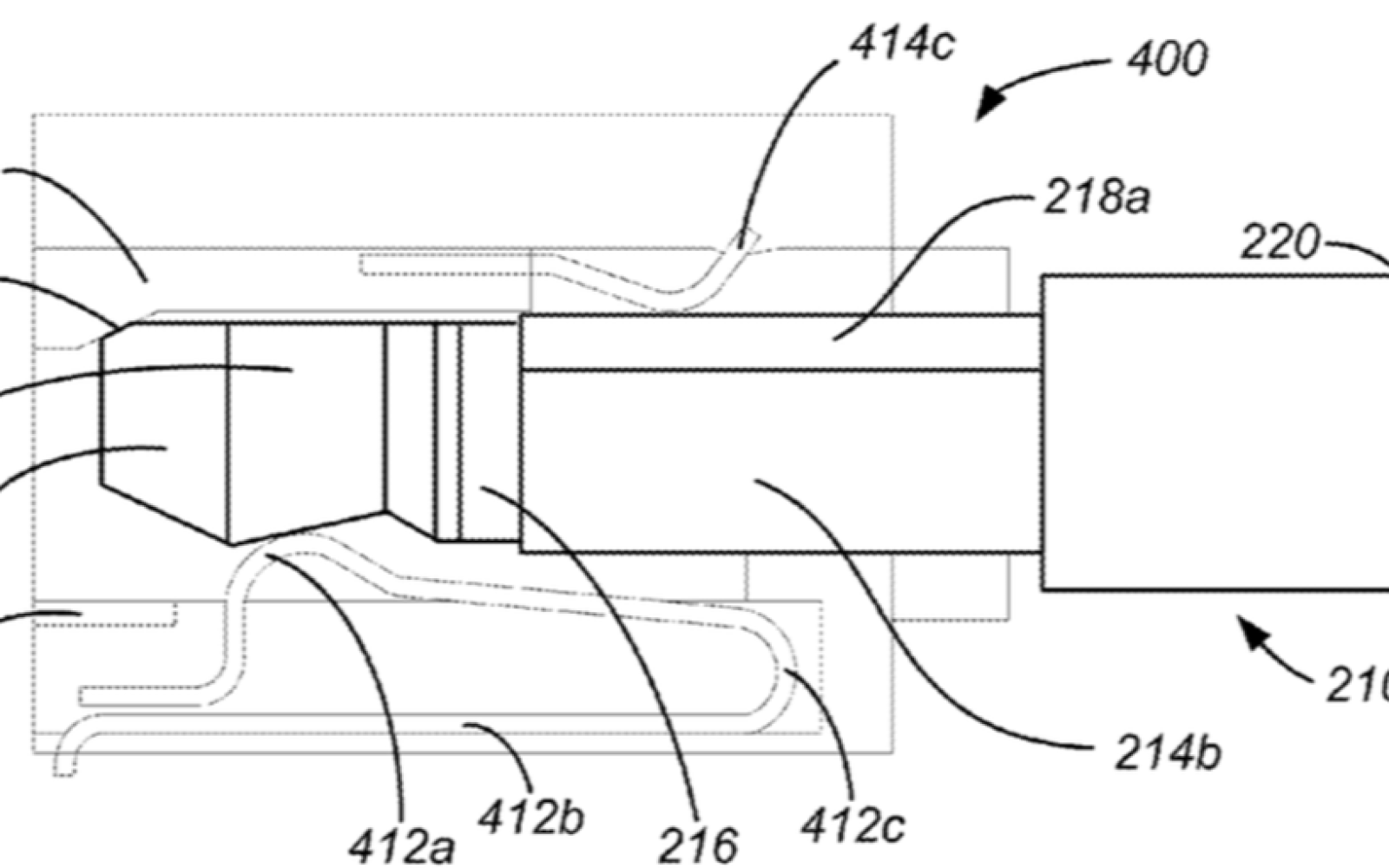 Apple patents half-height 3.5mm headphone jack, ready for slimmer future iPhones
