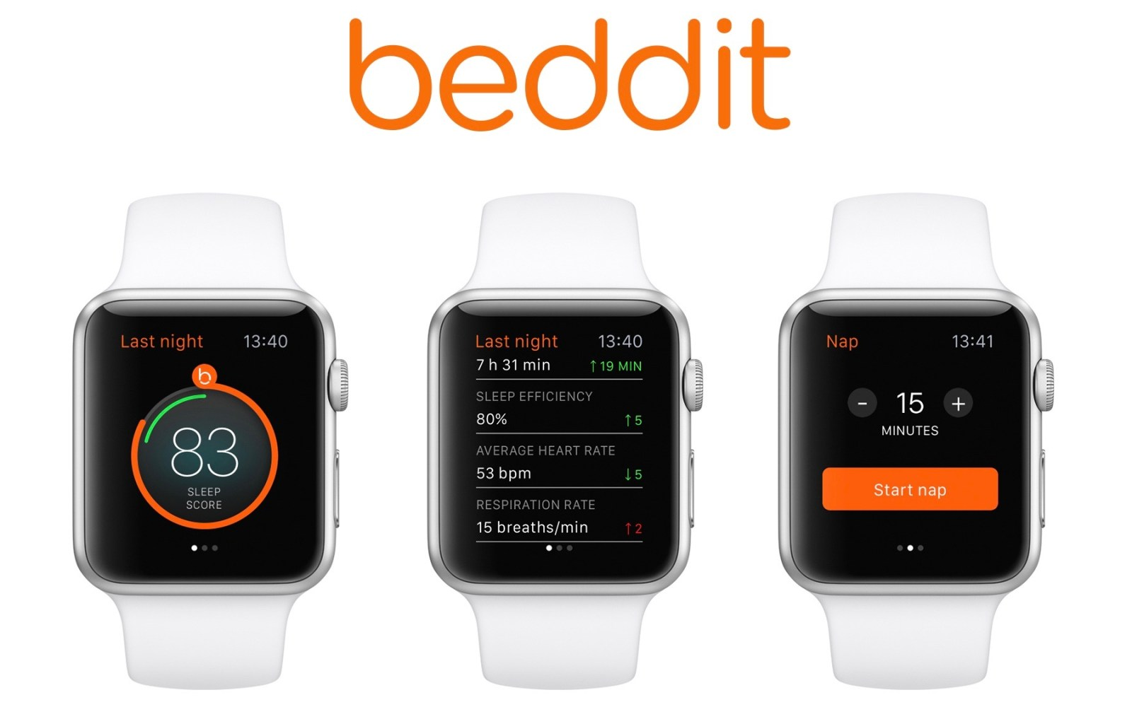 Beddit launches Apple Watch sleep tracking app as Smart Sleep Tracker comes to Apple Stores