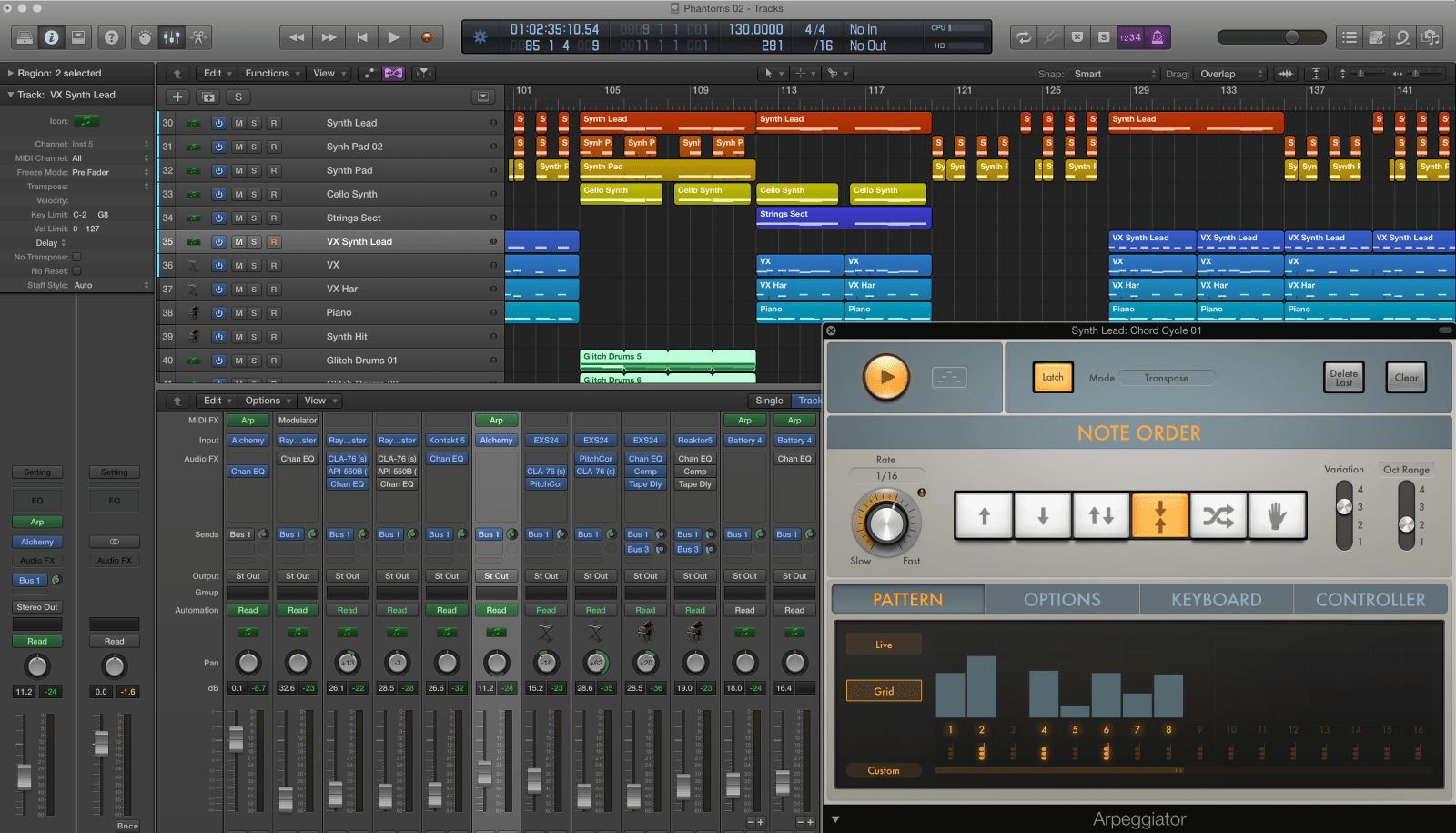 The Logic Pros: Getting the most out of Logic's built-in MIDI Arpeggiator