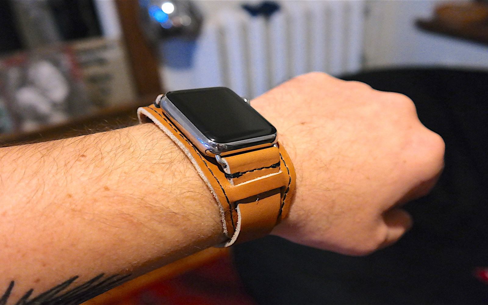 Review: Pad & Quill's new Apple Watch band takes on the Hermès cuff at a fraction of the price