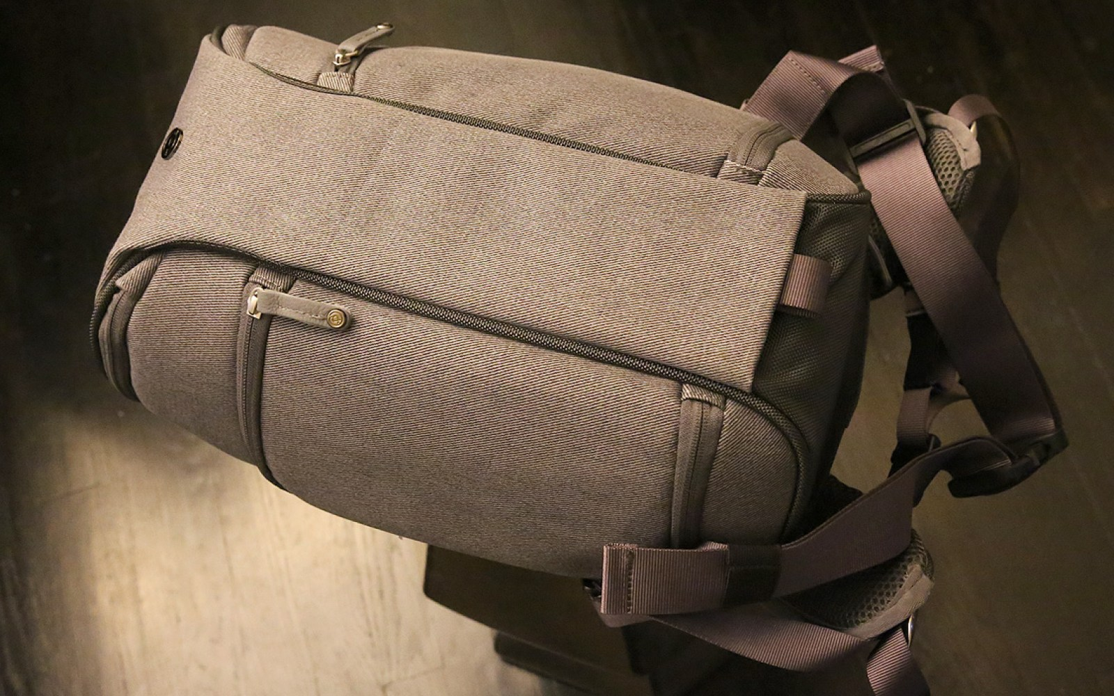 Review: Booq's Slimpack gives DSLR-toting MacBook users another all-in-one bag option