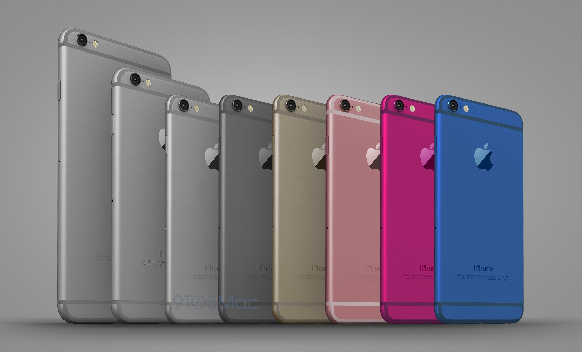 A Four Inch iPhone 6c Could Be On The Way photo