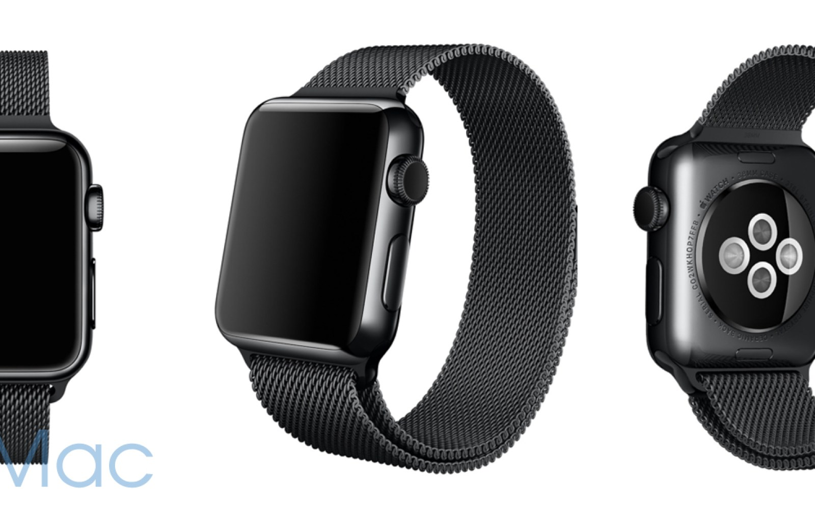 Apple leaks unreleased Space Black Milanese Loop Apple Watch band on Czech store site [Update: Gone!]