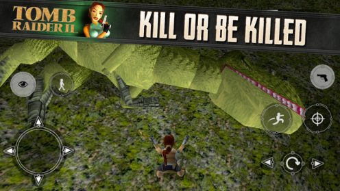 Tomb Raider 2 for iOS-3