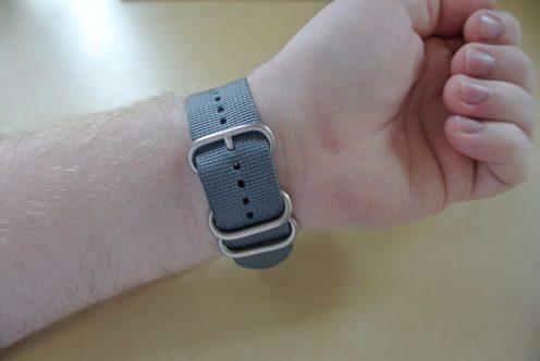 Apple Watch Nylon Band 10