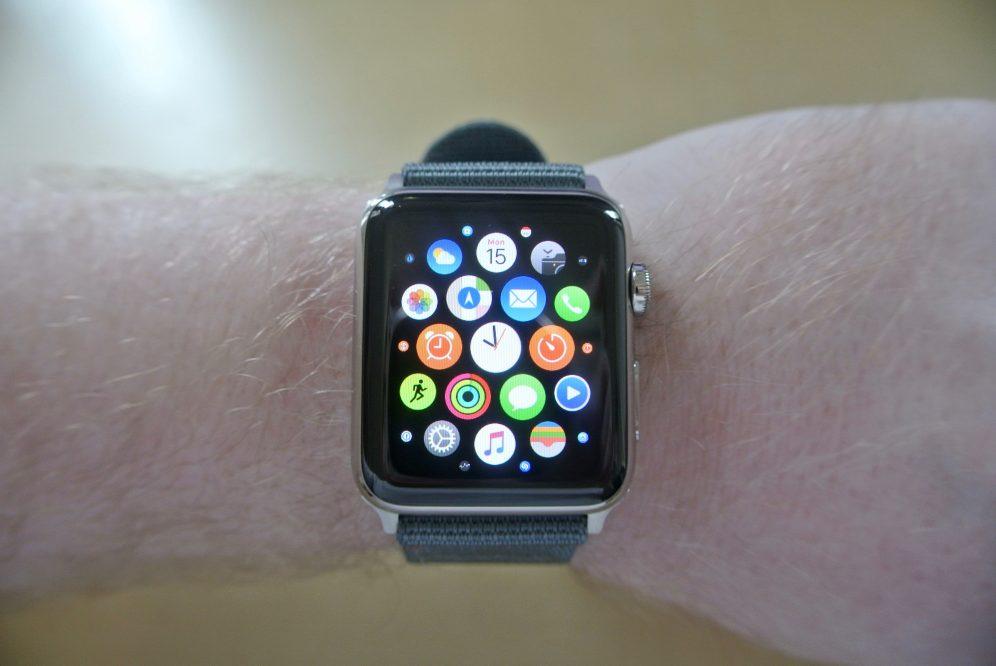 Apple Watch Nylon Band 11