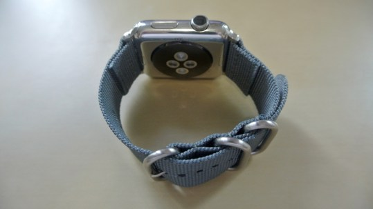 Apple Watch Nylon Band 7