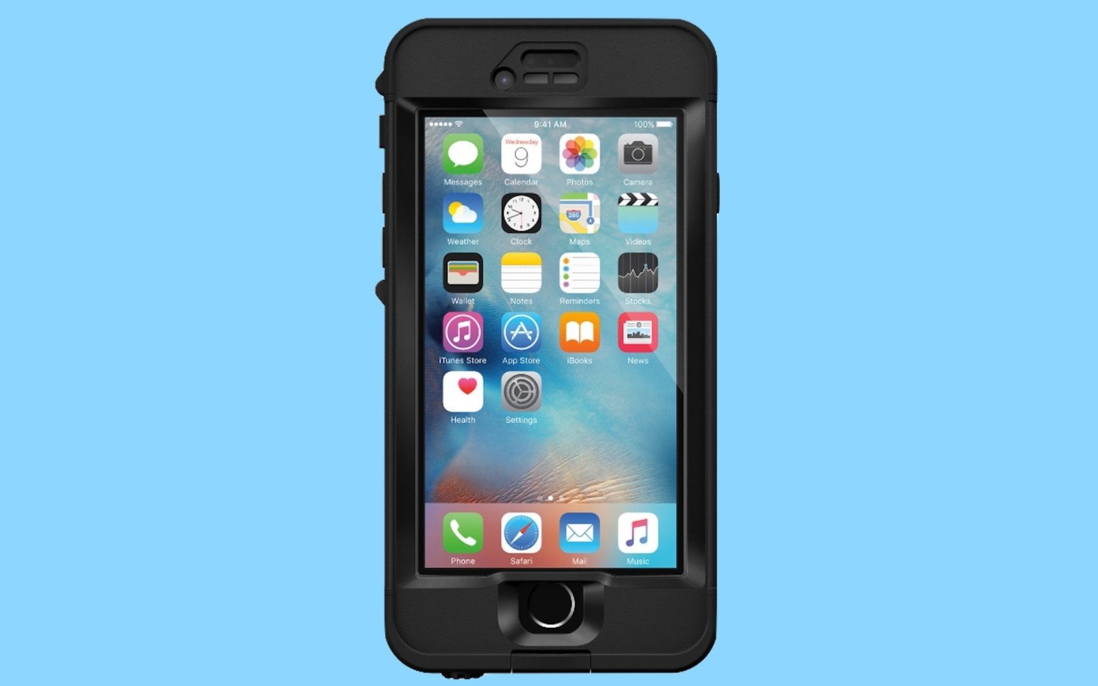 super popular 38b0a 7c119 Lifeproof NUUD waterproof case fit for iPhone 6s & 6s Plus now ...