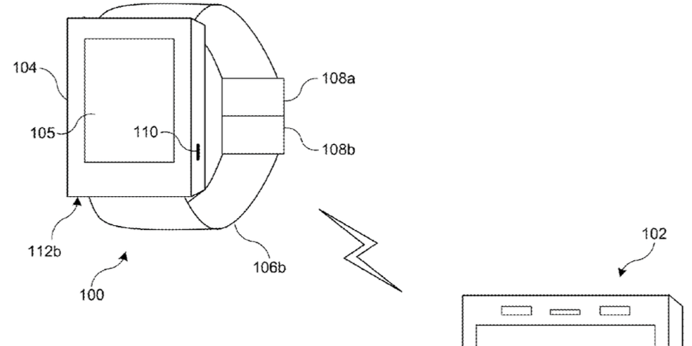 Patent application shows how Apple Watch could measure