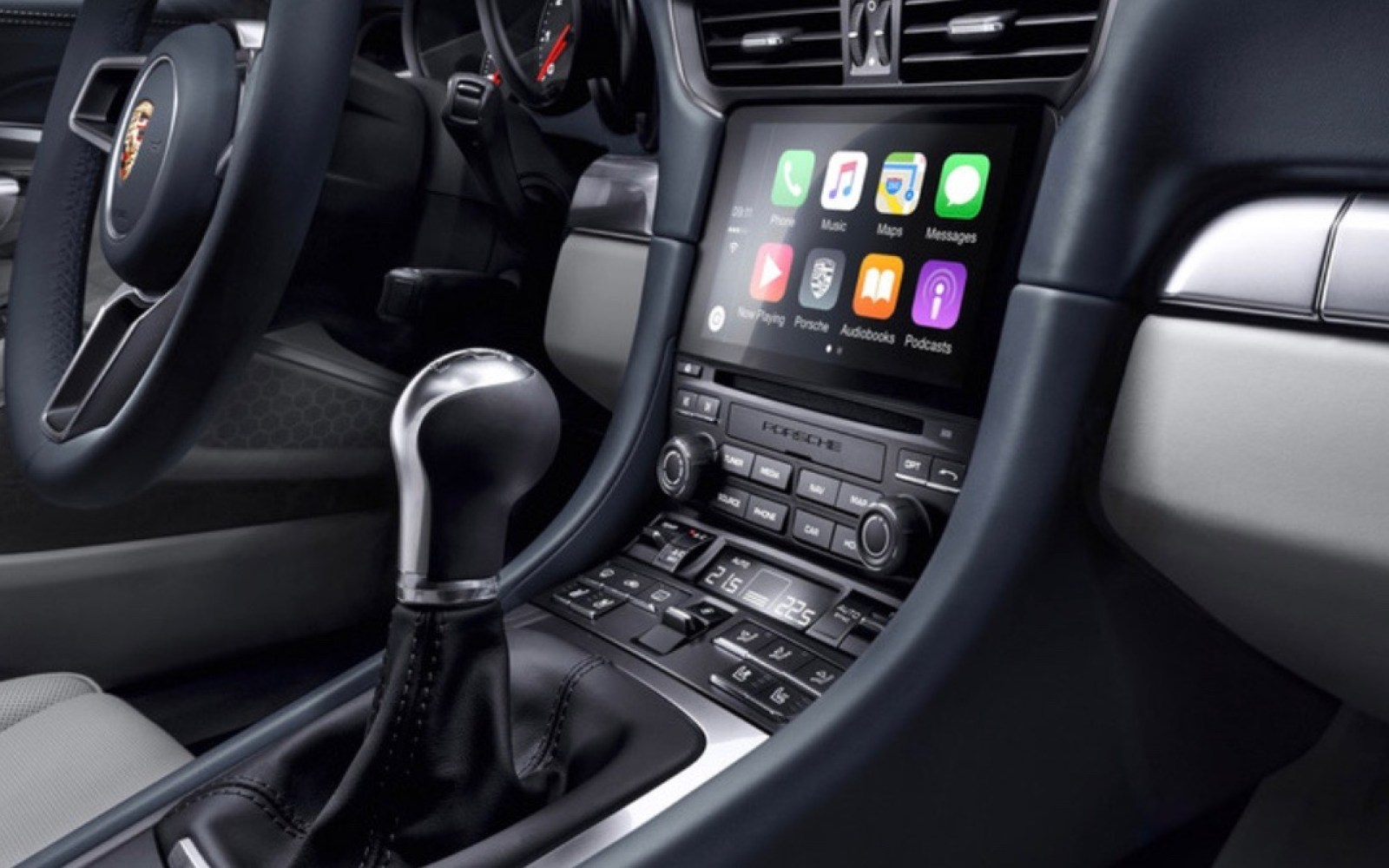 Porsche CEO says 'iPhone belongs in your pocket, not on the road', dismissing autonomous car future