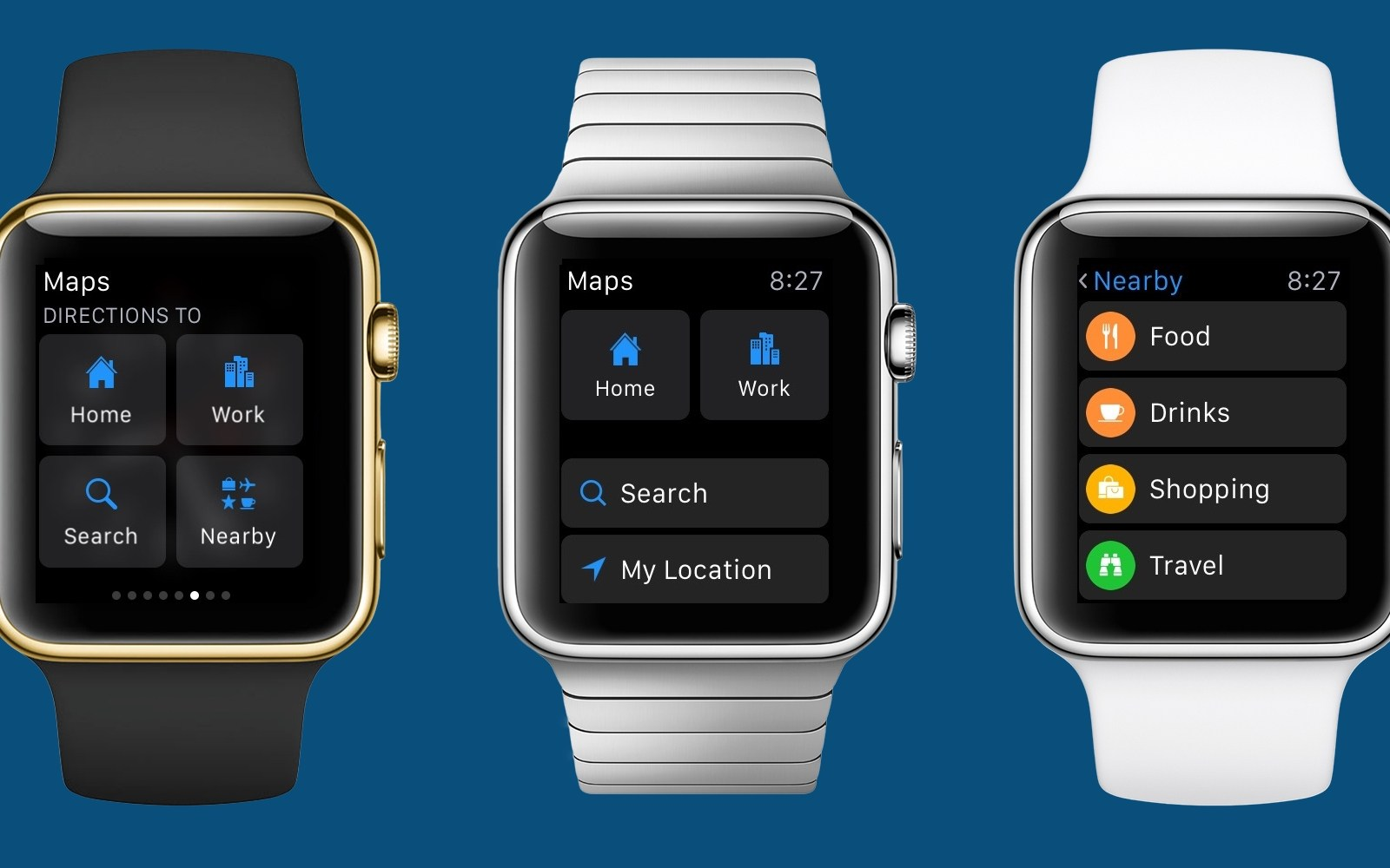 watchOS 2.2 is now available, Apple Watch gains enhanced Maps app + multi-watch pairing support