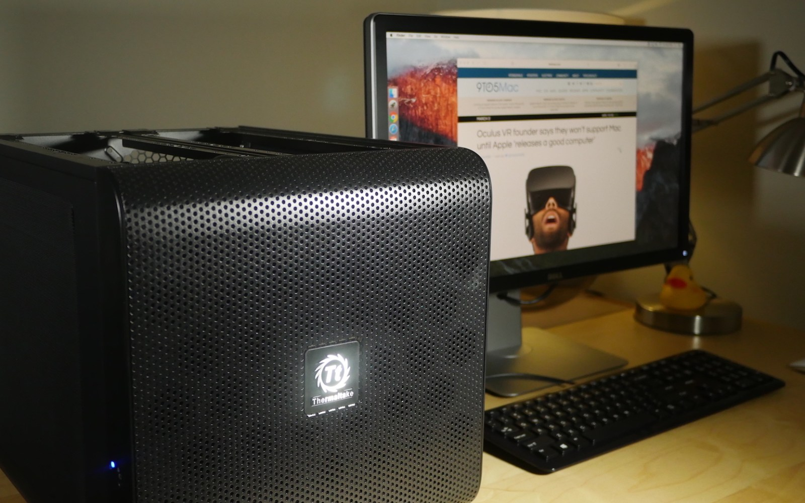 Building a (sub-$1000) Hackintosh that meets the Oculus Rift hardware requirements – Part I