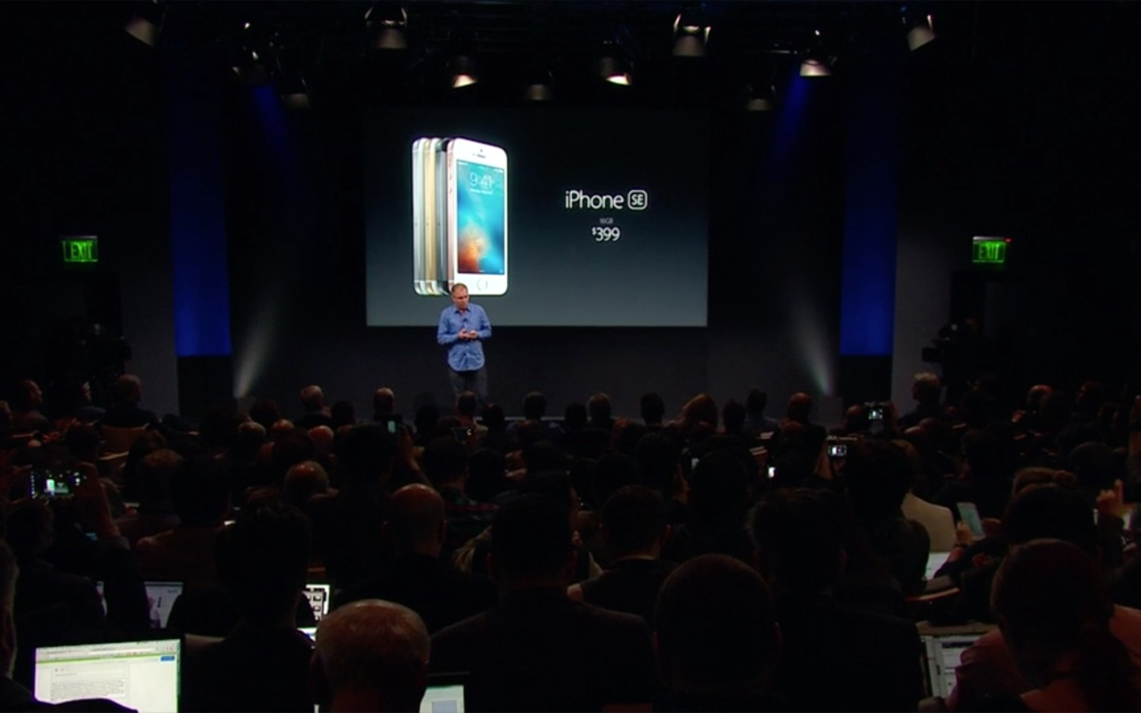 Watch the product announcements from the iPhone SE event in under 10 minutes