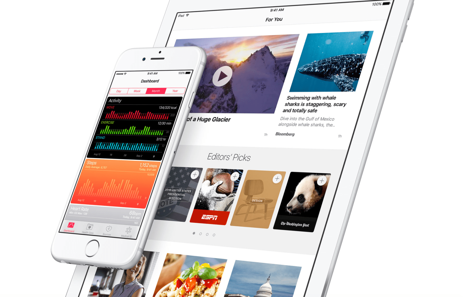 Apple releases iOS 9.3 for iPhone, iPad and iPod touch featuring Night Shift, Touch ID Notes and more — here are all the new features