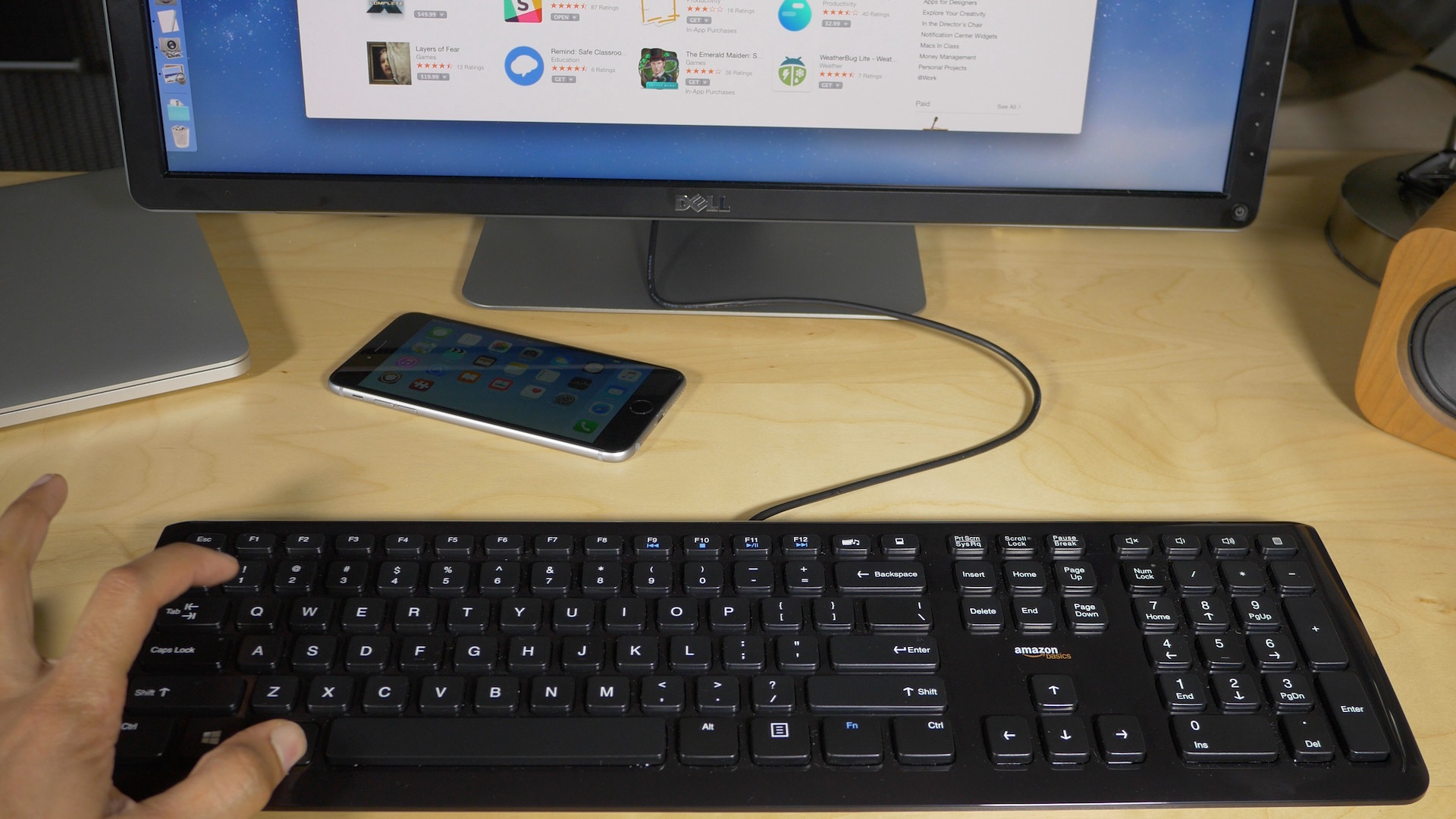 How to take a screenshot on a mac with dell keyboard