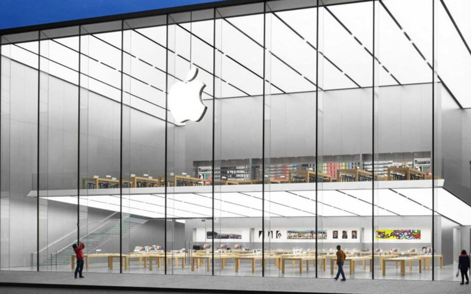 Apple's sales slump part of overall market fall; Chinese ...