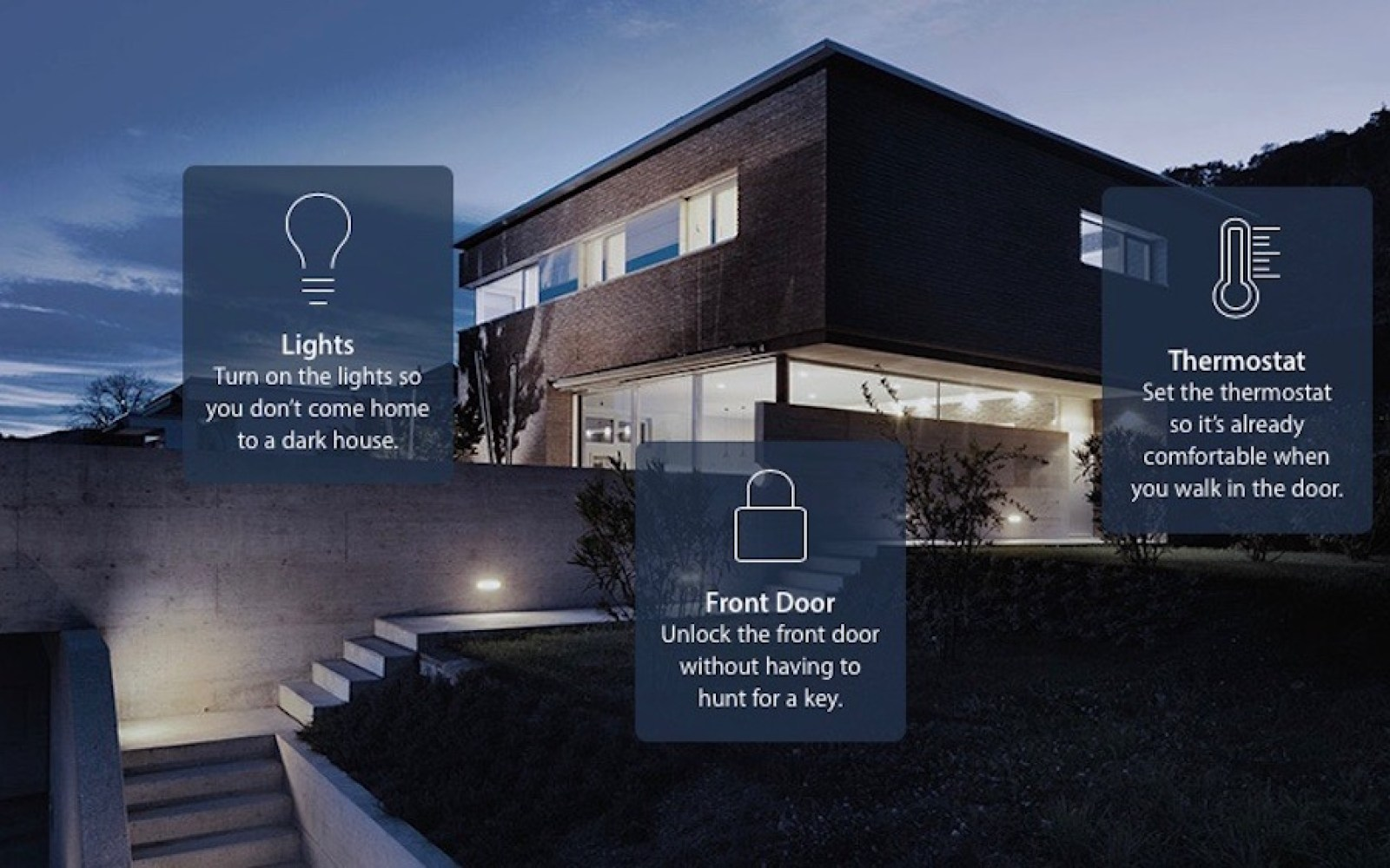 Feature Request: How Apple's Siri-controlled HomeKit could improve in the future