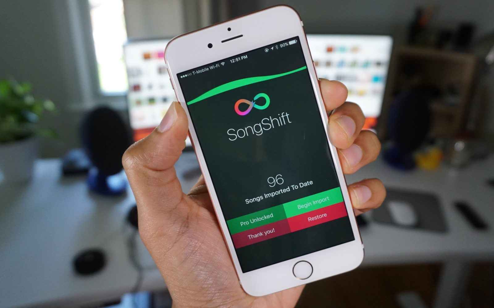 SongShift lets you import Spotify playlists into Apple Music