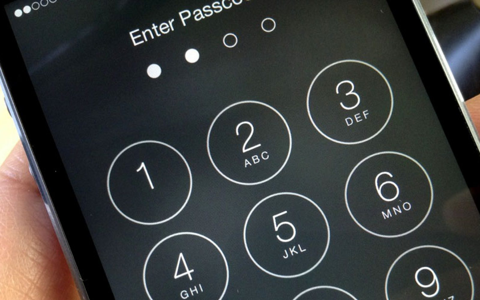 If you're wondering why your iPhone needs your passcode more
