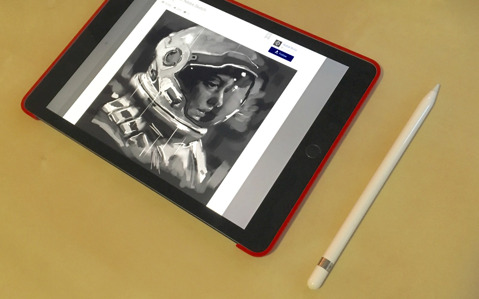 Adobe Photoshop Sketch for iOS gains layer support, new 3D Touch features