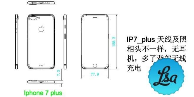 iPhone 7 Plus Schematic