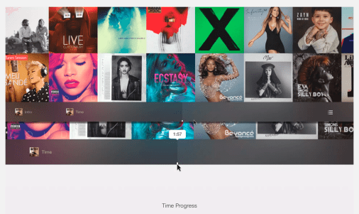 iTunes-Concept-time-progress