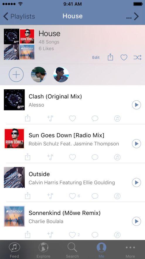SoundShare Playlist