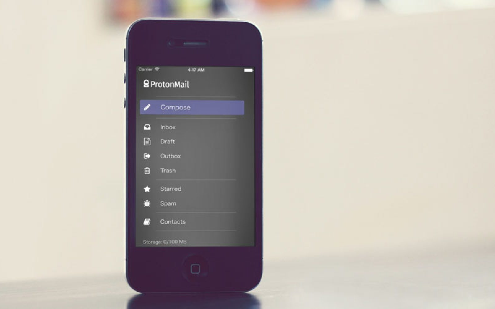 ProtonMail secure email app now lets you use Touch ID to