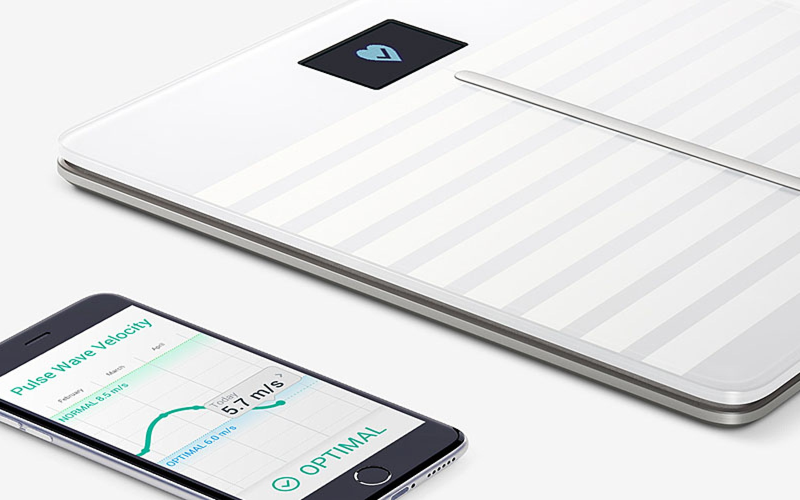 Latest connected gadget to hit Apple Store shelves can detect high cholesterol & blood pressure