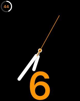 Watch Face - Numerals