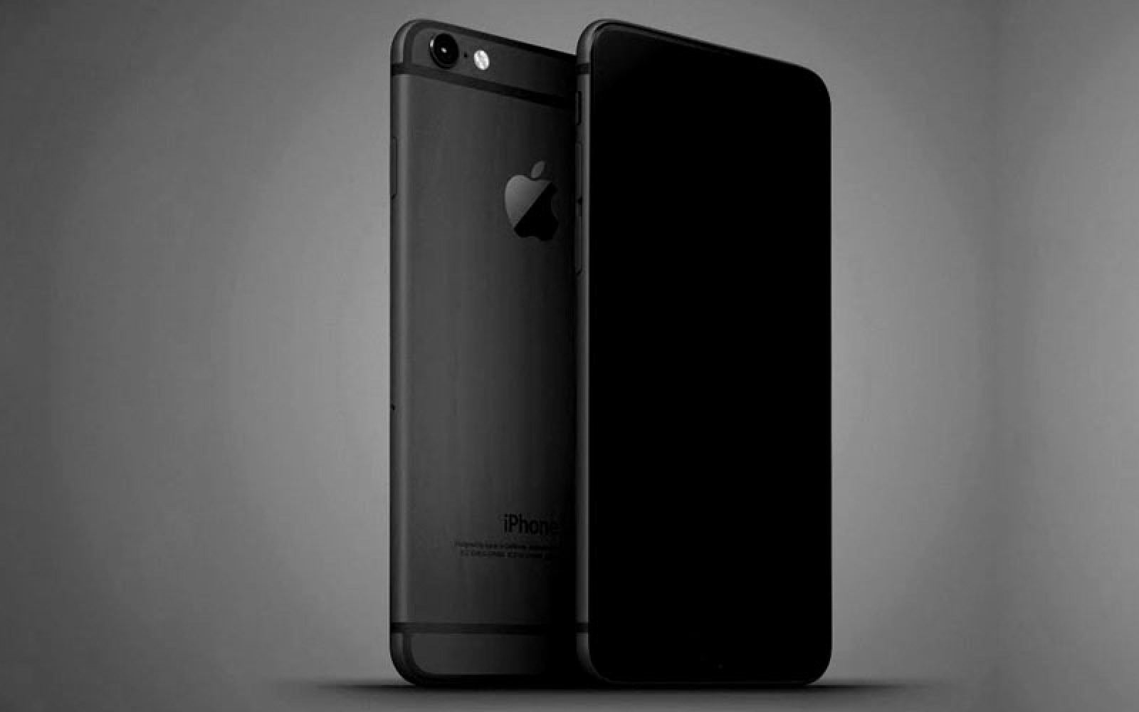 iPhone 7 now seems likely to come in Space Black to match Apple Watch, as other rumors emerge