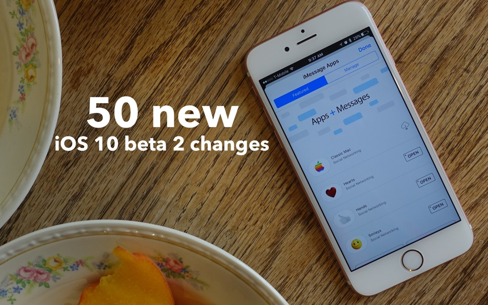 50 new iOS 10 beta 2 features [Video]