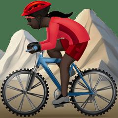 Apple_Emoji_Mountain_Biker