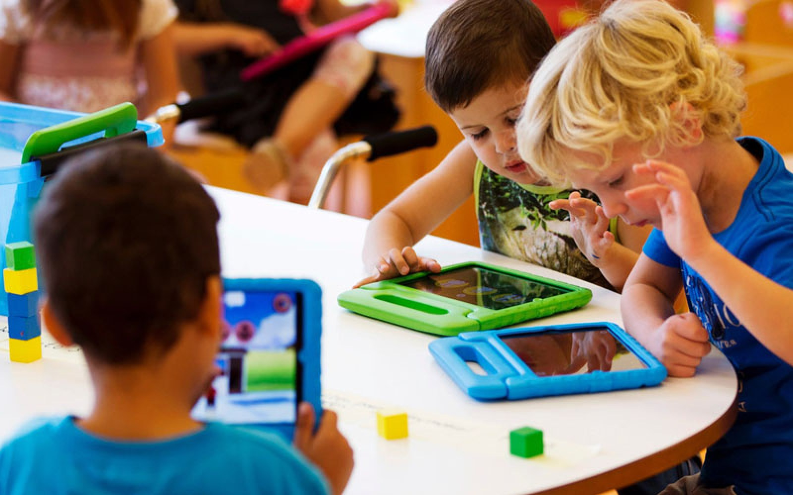iPads as effective on kids as sedatives at calming them before surgery – medical study