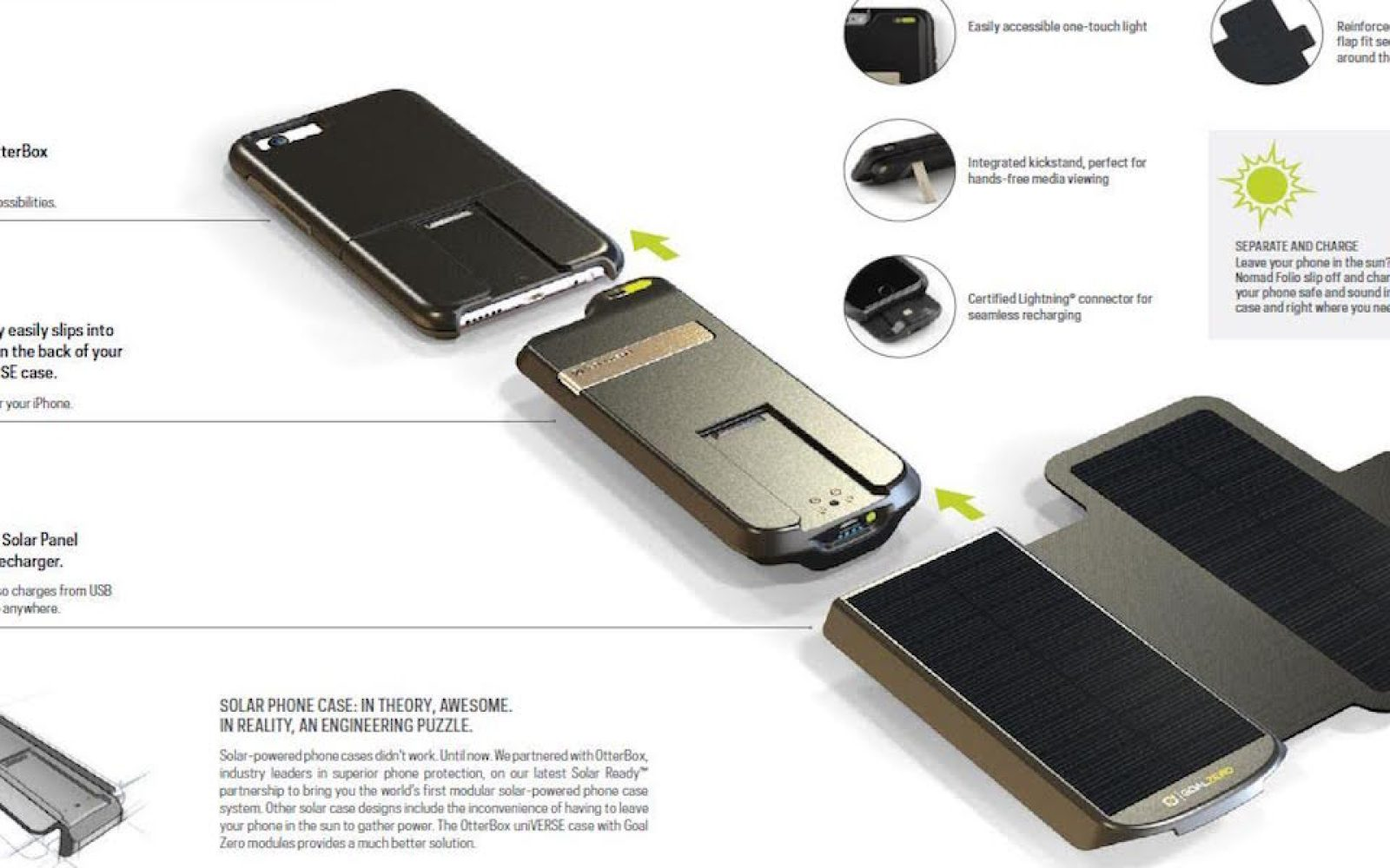 watch a24c1 c2596 Goal Zero launches battery & solar charging attachments for Otterbox ...