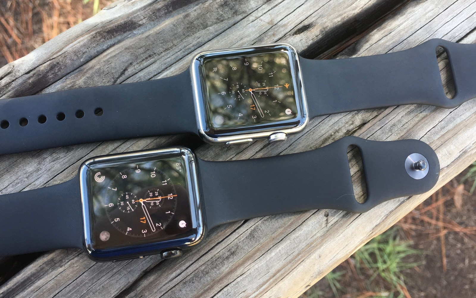 Report: New Apple Watch Series 3 switching to glass-film touch display, shipping later this year