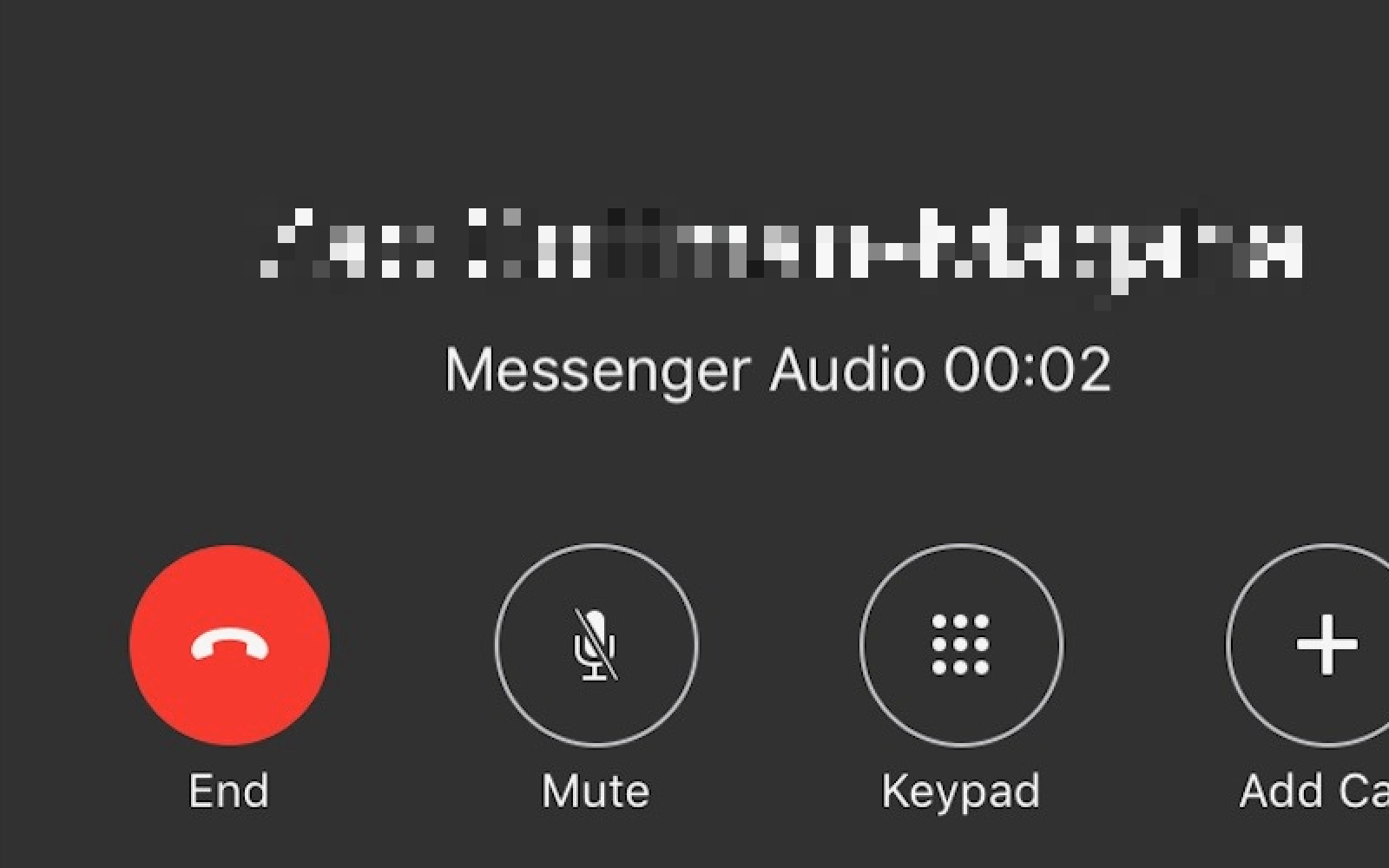Facebook's Messenger app now supports CallKit on iOS 10