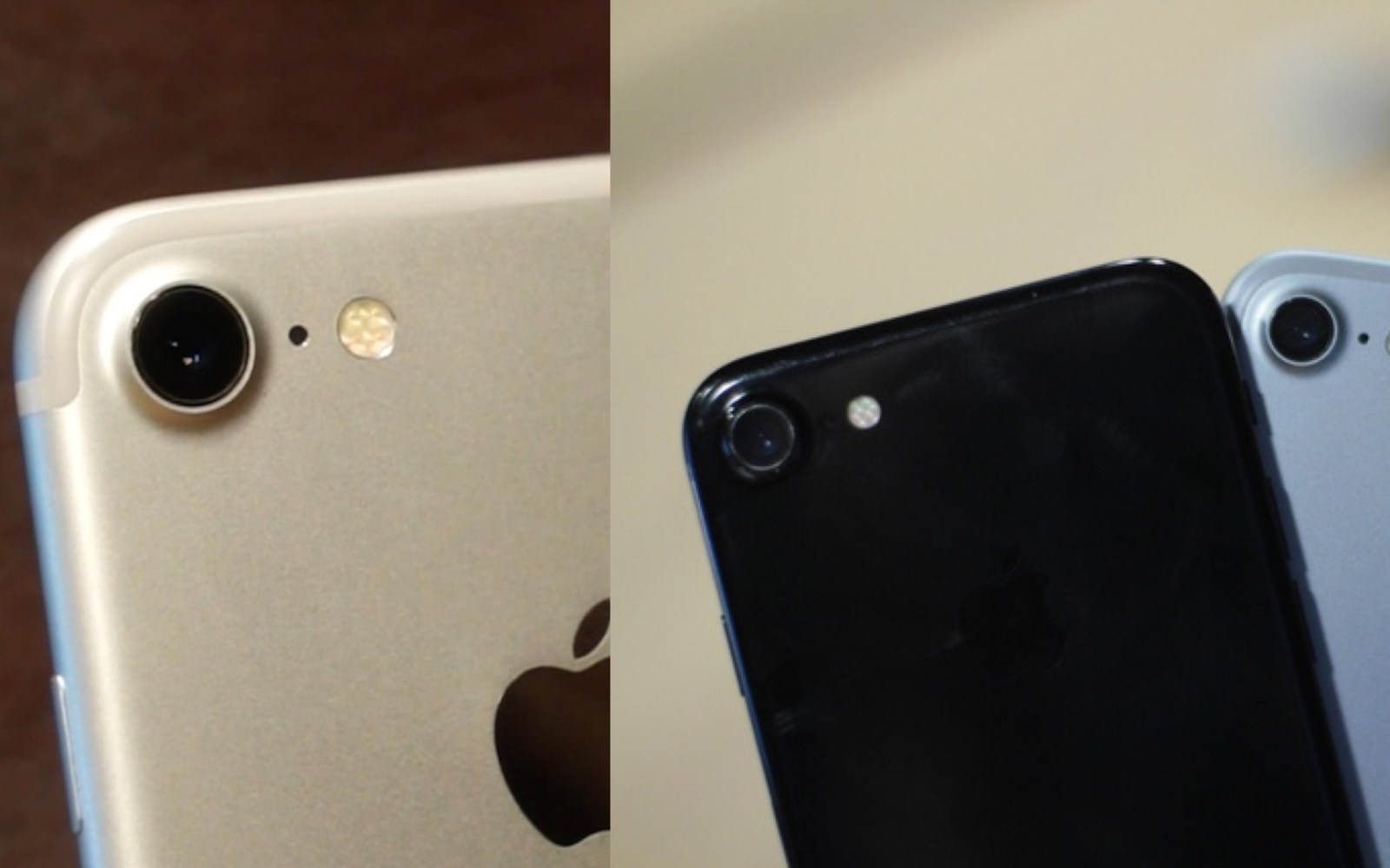 Final iPhone 7 leaks before official unveiling show new black color, redesigned LED flash and waterproofed SIM tray