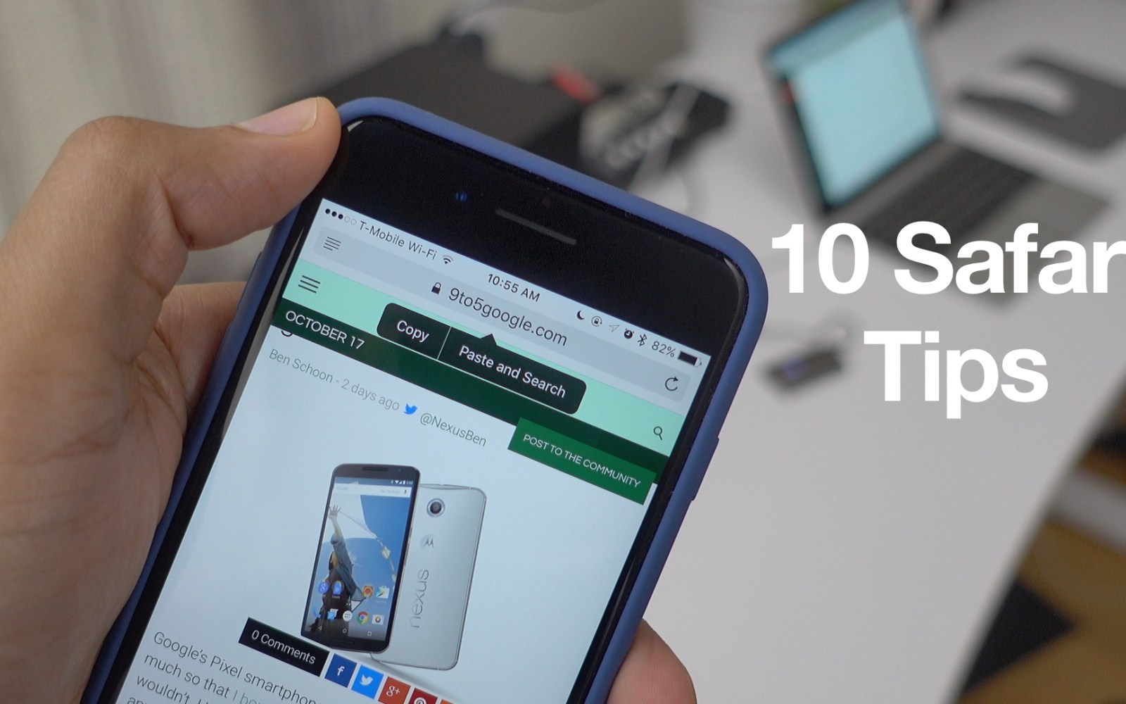 10 handy Safari tips that every iOS user should know [Video]