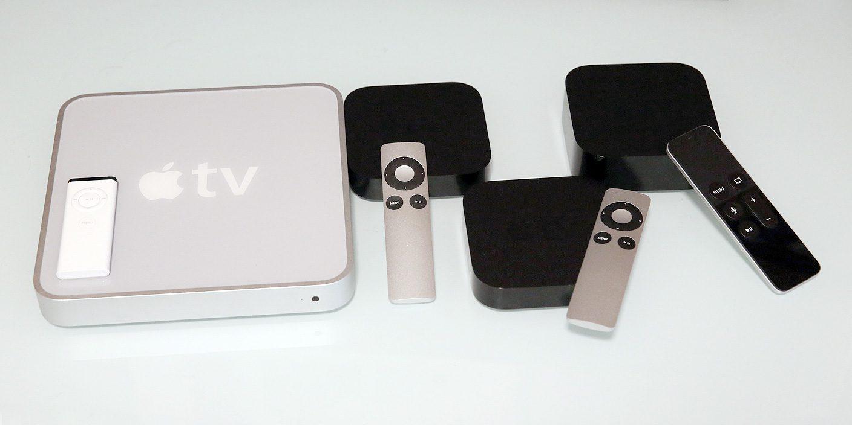 Next version of apple tv
