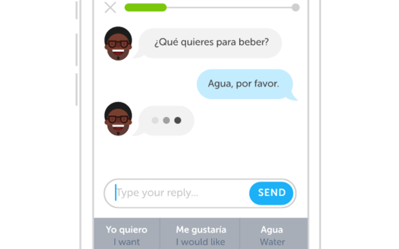 Duolingo's latest iOS app lets you learn languages by
