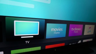 Apple TV TV app 16-9